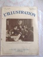 L'ILLUSTRATION N° 4613  Du 1 Août  1931 --  Entretiens Diplomatiques Dans Le Rapide PARIS - CALAIS - Journaux - Quotidiens