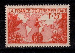 YV 453 N** France D'Outre-mer Cote 3,50 Euros - France