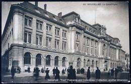 Bruxelles Brussel Brussels La Grand Poste Post - Poste & Facteurs