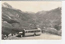 Furkastrasse - Blick Gegen Realp U Oberalp - VS Wallis