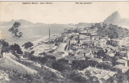 Brasil Rio De Janeiro - Avenida Beira - Mar, Gloria (1919) - Rio De Janeiro