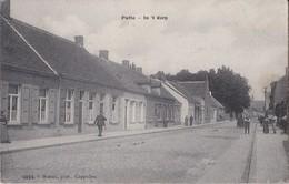 PUTTE CA. 1910 IN 'T DORP MET MOOIE ANIMATIE - HOELEN KAPELLEN 4823 - Kapellen