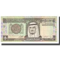 Billet, Saudi Arabia, 1 Riyal, KM:21d, TTB - Saudi Arabia