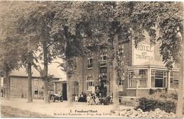 Rendeux-Haut NA5: Hôtel Des Touristes 1928 - Rendeux
