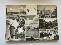 CPSM NAntes Pèle Mèle  1960 - Nantes