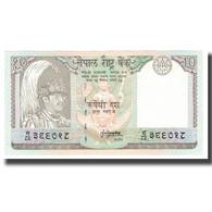 Billet, Népal, 10 Rupees, KM:31a, NEUF - Népal
