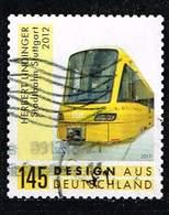 Bund 2018, Michel# 3363 O  Straßenbahn Stuttgart Selbstklebend - [7] République Fédérale