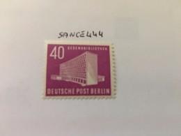 Berlin Definitives Buildings 40p Mnh 1954 - [5] Berlin