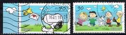 Bund 2018, Michel# 3369 3370 O Peanuts - [7] République Fédérale