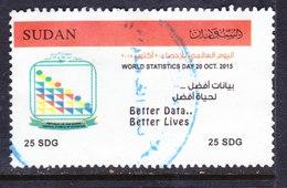 SUDAN, USED STAMP, OBLITERÉ, SELLO USADO. - Sudan (1954-...)