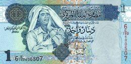 6020   -2019     BILLET BANQUE   LIBYE - Libye