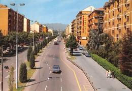 """0462 """"CASCINE VICA - RIVOLI (TO) - CORSO FRANCIA"""" ANIMATA, AUTO ANNI '60. CART. ORIG. NON SPED. - Autres Villes"""