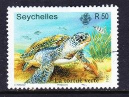 SEYCHELLES, USED STAMP, OBLITERÉ, SELLO USADO. - Seychelles (1976-...)