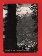 (2) Valle D'Aosta - ETROUBLES - Panorama Dalla Pineta .  Viaggiata  1953.  Vedi Descrizione - Italia