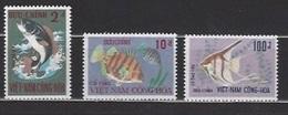 Vietnam Du Sud/South Vietnam  - Y&T N° 407/09** - Viêt-Nam