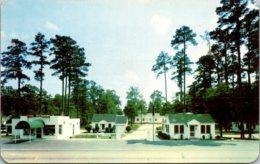 North Carolina Fayetteville Thompson's Cottage Court - Fayetteville