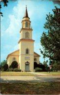 North Carolina Fayetteville Fort Bragg Post Main Chapel 1960 - Fayetteville