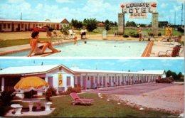 North Carolina Fayetteville Murray's Motel 1962 - Fayetteville