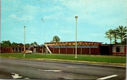 North Carolina Fayetteville Fort Bragg NCO Open Mess 1971 - Fayetteville
