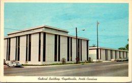 North Carolina Fayetteville New Federal Building 1968 - Fayetteville