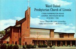 Michigan Livonia Ward United Presbyterian Church - Livonia