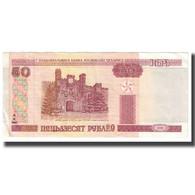Billet, Bélarus, 50 Rublei, 2000, KM:25a, SPL+ - Belarus