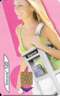 TC-PUBLIC-120U-F1341G-GEM1-03/05-CABINE FEMME MODE 4-14000-Ex--UTILISE-TBE-RARE - France
