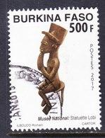 BURKINA FASO, USED STAMP, OBLITERÉ, SELLO USADO. - Burkina Faso (1984-...)