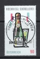 Oostenrijk, Mi Jaar 2019, Prachtig Gestempeld - 1945-.... 2. Republik