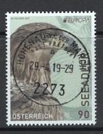 Oostenrijk, Mi Jaar 2019, Europa Cept, Prachtig Gestempeld - 1945-.... 2. Republik
