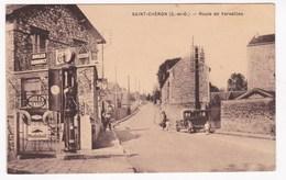 SAINT CHERON Route De Versailles - Saint Cheron
