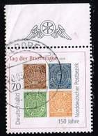 Bund 2018, Michel# 3412 O Tag Der Briefmarke: 150 Jahre Norddeutscher Bund - [7] République Fédérale