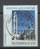 Oostenrijk, Mi Jaar 2019, Hoge Waarde, Prachtig Gestempeld - 1945-.... 2. Republik