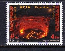 ETIOPIA, USED STAMP, OBLITERÉ, SELLO USADO - Ethiopia