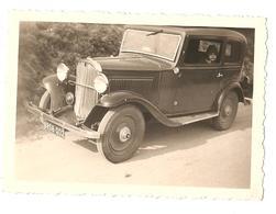 Snapshot - Vieille Voiture - Tacot  - Vintage - Simca ? Fiat France ? - Automobili
