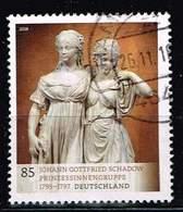 Bund 2018, Michel# 3416 O Johann Gottfried Schadow: Prinzessinengruppe - [7] République Fédérale