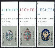 Liechtenstein 2001 # Mi. 1259/1261 ** - Liechtenstein