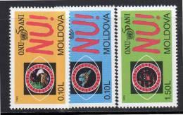 MOLDAVIE - N°152/4  **  (1995) - Moldavie