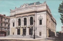CETTE. THEATRE MUNICIPAL. LV & C AQUA PHOTOS. CPA CIRCA 1900s TBE - BLEUP - Sete (Cette)