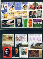 IRELAND - Collection Of 1200 Different Postage Stamps - Collections, Lots & Series