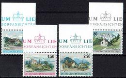 Liechtenstein 2001 # Mi. 1262/1265 ** - Liechtenstein