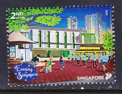 SINGAPORE, USED STAMP, OBLITERÉ, SELLO USADO - Singapore (1959-...)