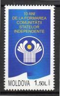 MOLDAVIE -  N° 364 **  (2001) - Moldavie