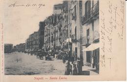 341 - Napoli - Santa Lucia - Italie