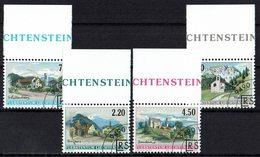 Liechtenstein 2001 # Mi. 1262/1265 O - Liechtenstein