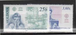 MOLDAVIE -  N° 323/4 **  (2000) - Moldavie