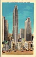 New York City Rockefeller Center - New York City