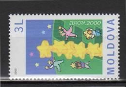 MOLDAVIE - N° 313  **  (2000)  Europa - Moldavie