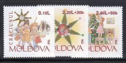 MOLDAVIE - N°186/8   **  (1996) - Moldavie