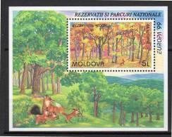 MOLDAVIE -bloc  N° 20  **  (1999)  Europa - Moldova
